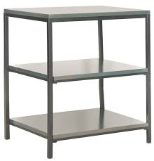 3 Tier Shelving Unit by Amh6614a Bookcases Furniture By Safavieh
