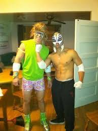 Ultimate Warrior Halloween Costume Lacrosse Players Show Halloween Costumes Lacrosse