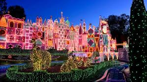 When Is Disney Decorated For Christmas It U0027s A Small World Holiday Lighting U0026 Decorations Disneyland
