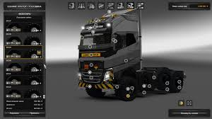 monster trucks videos 2013 volvo fh 2013 monster truck 1 22 mod euro truck simulator 2 mods