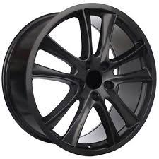 porsche cayenne black rims porsche cayenne wheels ebay
