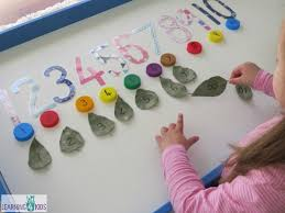 counting and number recognition learning 4