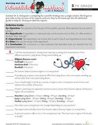 scientific method worksheet answers worksheets