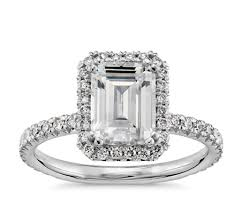 platinum diamonds rings images Blue nile studio emerald cut heiress halo diamond engagement ring