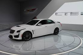 2006 cadillac cts top speed 2015 cadillac cts v is a brute