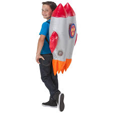 jet pack with lights inflatable costume for kids buycostumes com