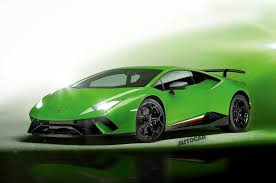 Lamborghini Huracan With Spoiler - new lamborghini huracan performante exclusive pictures autocar