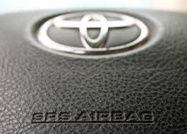 toyota recall 2014 toyota announces a u s recall faulty passenger side airbags