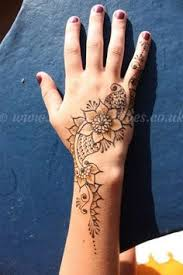 full hand tattoos woth cherry blossoms for women gotta love