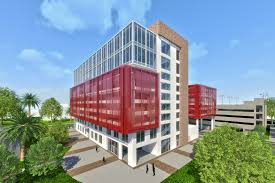 thompson parking garage design styles architecture