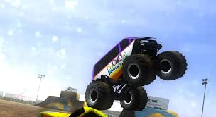 games of monster truck racing monster truck destruction merge games