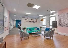 bureau start up mondocteur studio lorphelin architecture d intérieur design