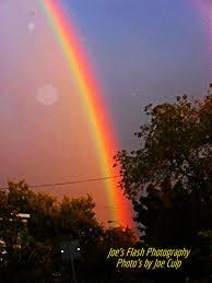 rainbow belleville ontario on thanksgiving weekend 2014