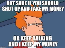 Take My Money Meme Generator - futurama fry meme imgflip