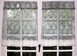 Pretty Kitchen Curtains by Grey Kitchen Curtains Kitchens Design
