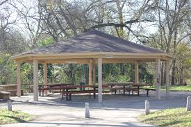 Lighted Music Gazebo by Martin Luther King Park The City Of San Antonio Official City