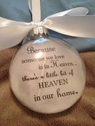 infant loss christmas ornaments heaven in our home angel memorial ornaments keepsake large