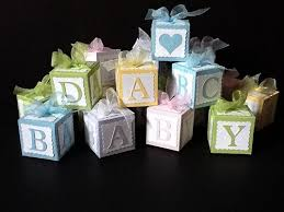 baby shower favor boxes baby shower favors 2x2 favor box candy treat diy small paper