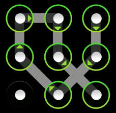 pattern lock design images report many android lock patterns are similar insecure techlicious