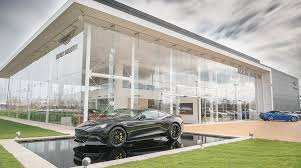 aston martin showroom welcome to aston martin newcastle