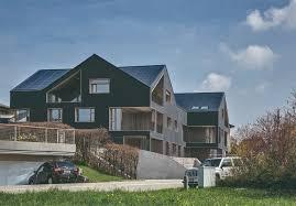 Mehrfamilienhaus Das Erste Energieautarke Mehrfamilienhaus Der Welt Mit Hoval
