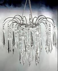 Chandelier Acrylic Crystal Acrylic Large Clear Gem Hanging Chandelier Buy Now