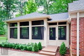 Beadboard Exterior - homeowner and designer work together to build a beautiful porch