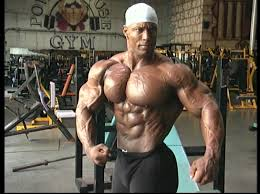 t c luoma back training in focus back training with shawn ray