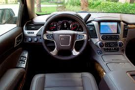 Gmc Sierra 2015 Interior 2015 Gmc Yukon First Drive Automiddleeast Com