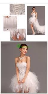 angel u0027s sweetheart feather asymmetrical layered hi lo mini organza