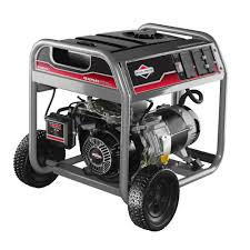amazon com briggs u0026 stratton 30550 3500 watt gas powered portable