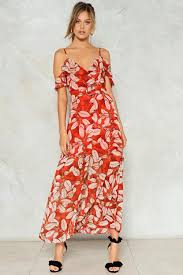 can u0027t believe you wanna leaf ruffle dress shop clothes at nasty gal