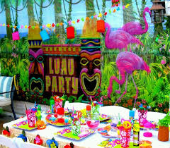 luau decorations hawaiian luau decorations dtmba bedroom design
