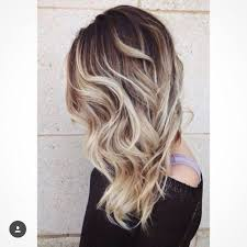 does hair look like ombre when highlights growing out 543 best hair images on pinterest hairstyles colors and braids
