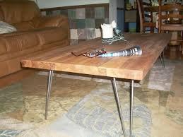 butcher block coffee table home design