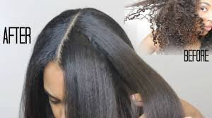 top relaxers for black hair all natural hair relaxer 100 safe youtube