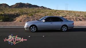 2000 E Class 2000 Mercedes Benz E320 Test Drive Viva Las Vegas Autos Youtube