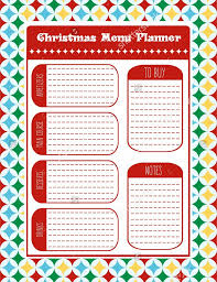 diet planner template 18 menu planner templates free sample example format download christmas menu planner vector format template