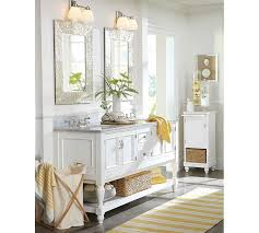 pottery barn bathrooms ideas miranda capiz mirror pottery barn