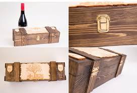 wine box wedding ceremony wedding wine box engraved personalized ceremony wine display