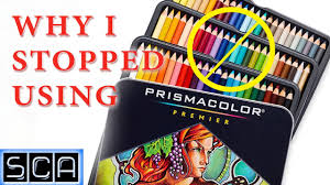 prismacolor amazon black friday why i stopped using prismacolor colored pencils youtube