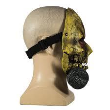 Scarecrow Mask Scarecrow Mask From Batman Arkham Knight U2013 Xcoser Costume
