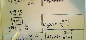 how to find the vertical asymptotes of rational functions math