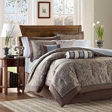 King Vs California King Comforter Madison Park Aubrey Comforter Set California King Blue 7198126 Hsn