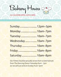 hours the flying cupcake bakery menu pricing event planning store hours