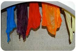 how to dye play silks with kook aid u0026 food coloring