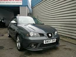 seat ibiza fr 1 9 tdi pd 2008 57 in hall green west midlands