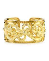 golden cuff bracelet images Gold cuff bracelet neiman marcus gold cuff bangle jpg