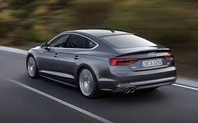 a5 audi horsepower 2018 audi a5 sportback revealed ahead of 2016 auto