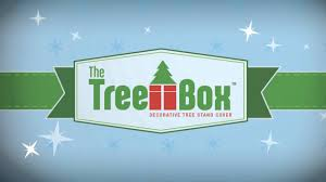 the tree box decorative christmas tree stand cover youtube